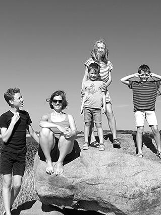 Familie Dr. med. Linda Petersen